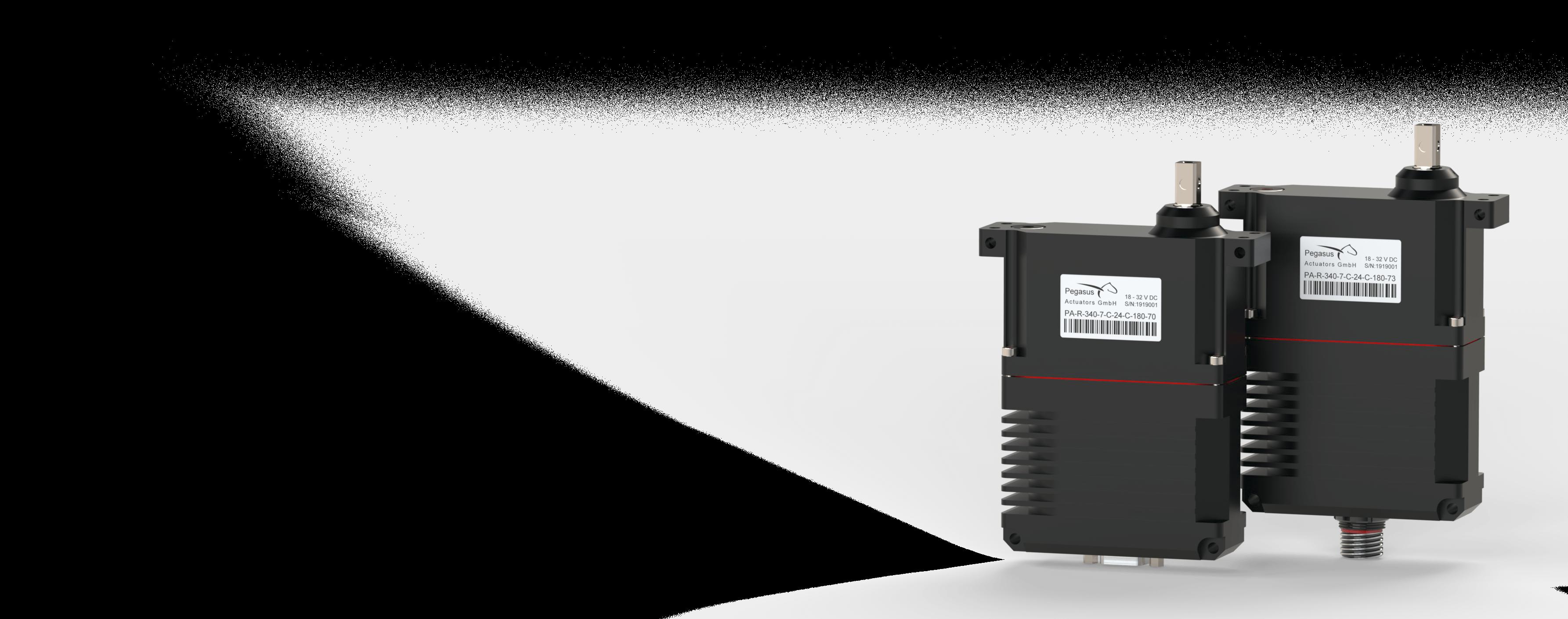 PA-R-340-7 Industrial Actuators