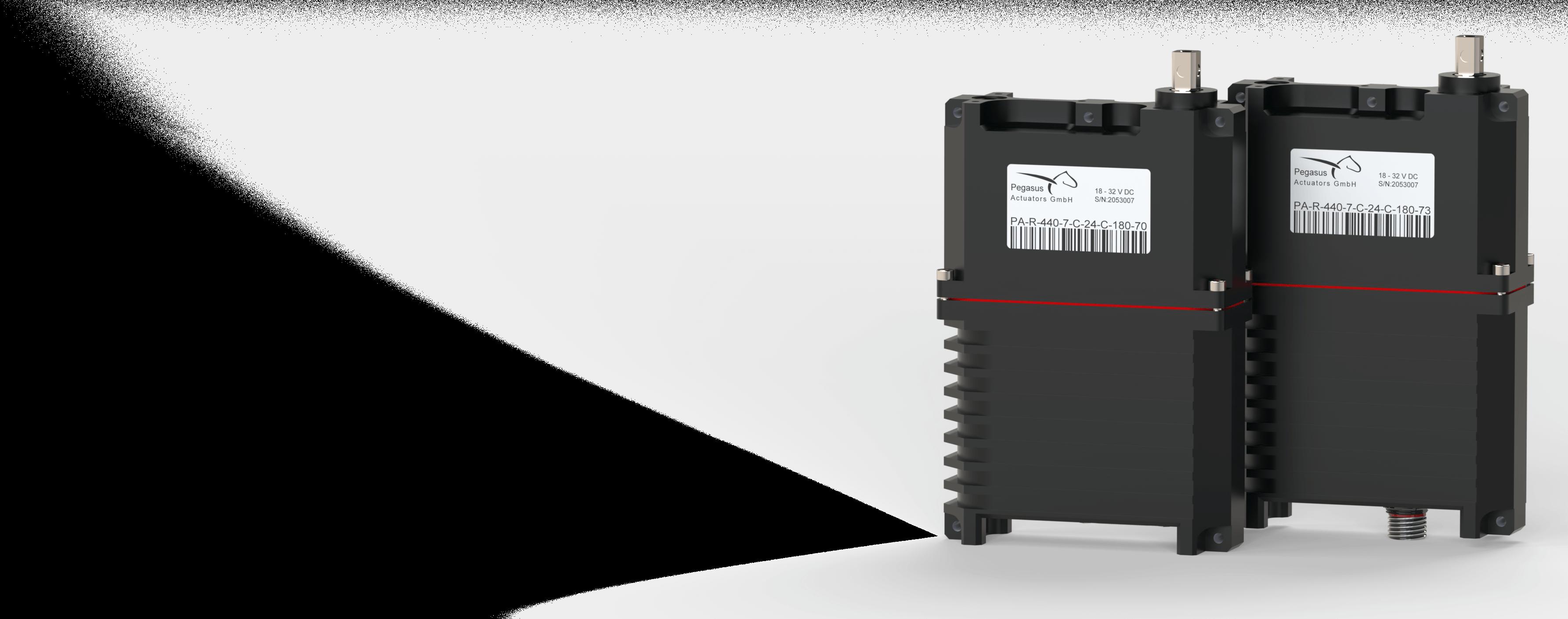 PA-R-440-7 Industrial Actuators
