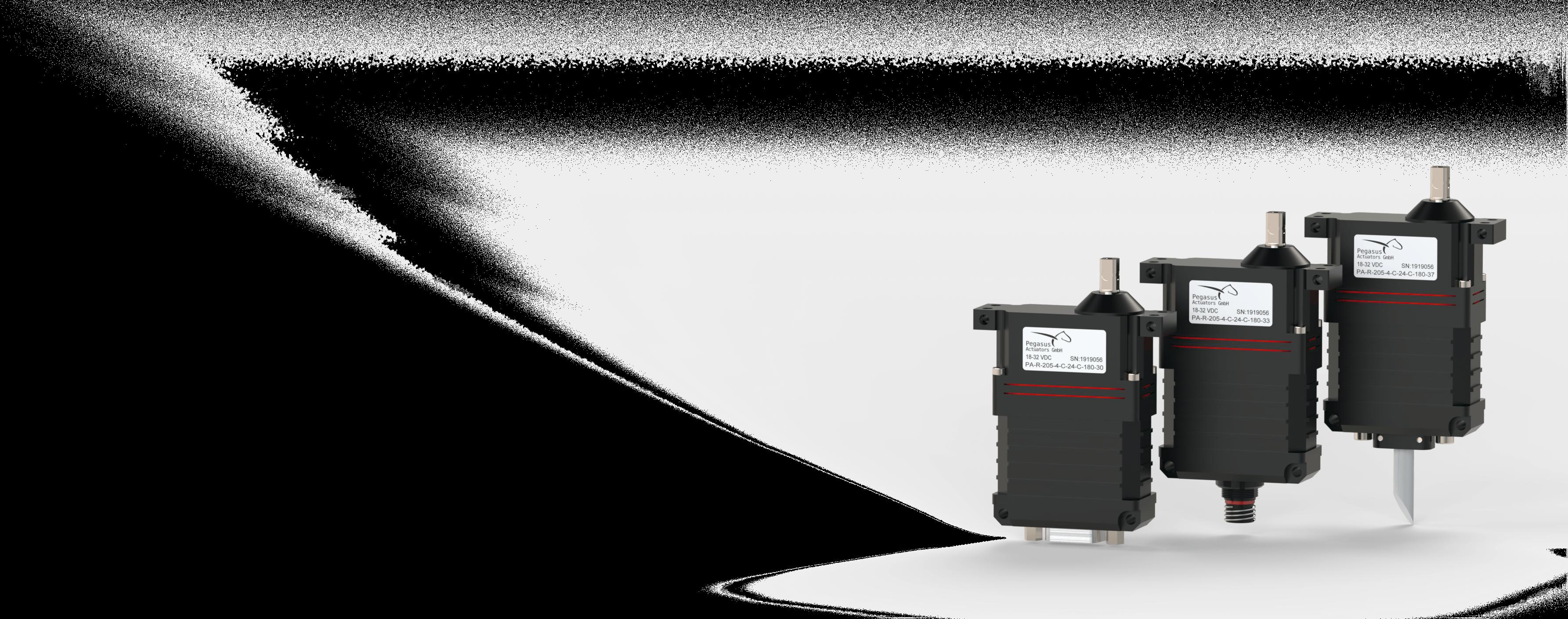 PA-R-205-4 Industrial Actuators
