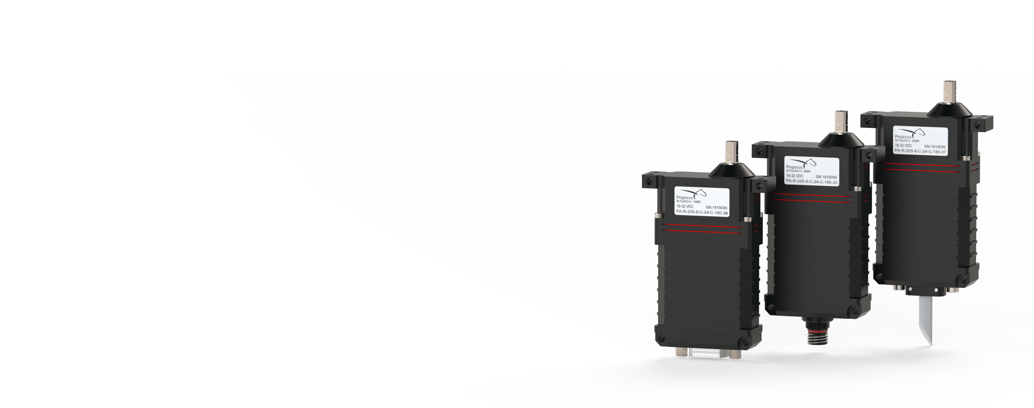 PA-R-205-6 Industrial Actuators