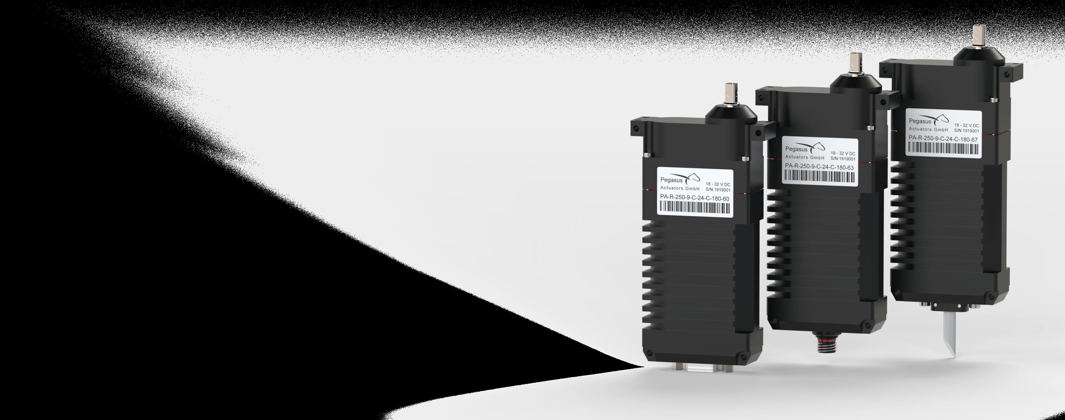 PA-R-250-9 Industrial Actuators