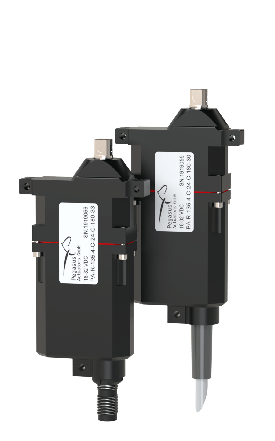 PA-R-135-4 Industrial Actuators