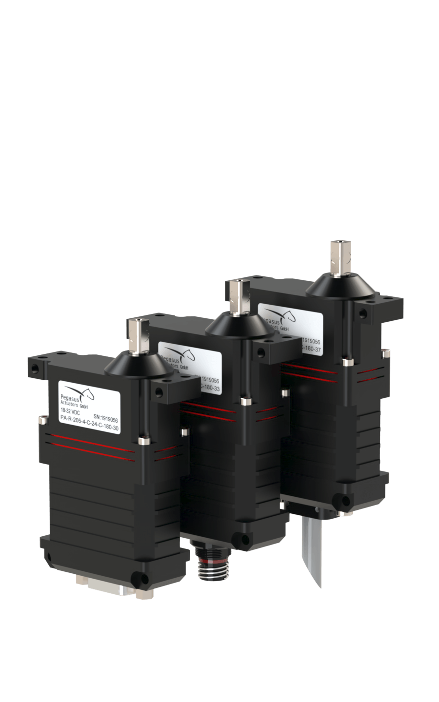 PA-R-205-4 Industrial Actuators