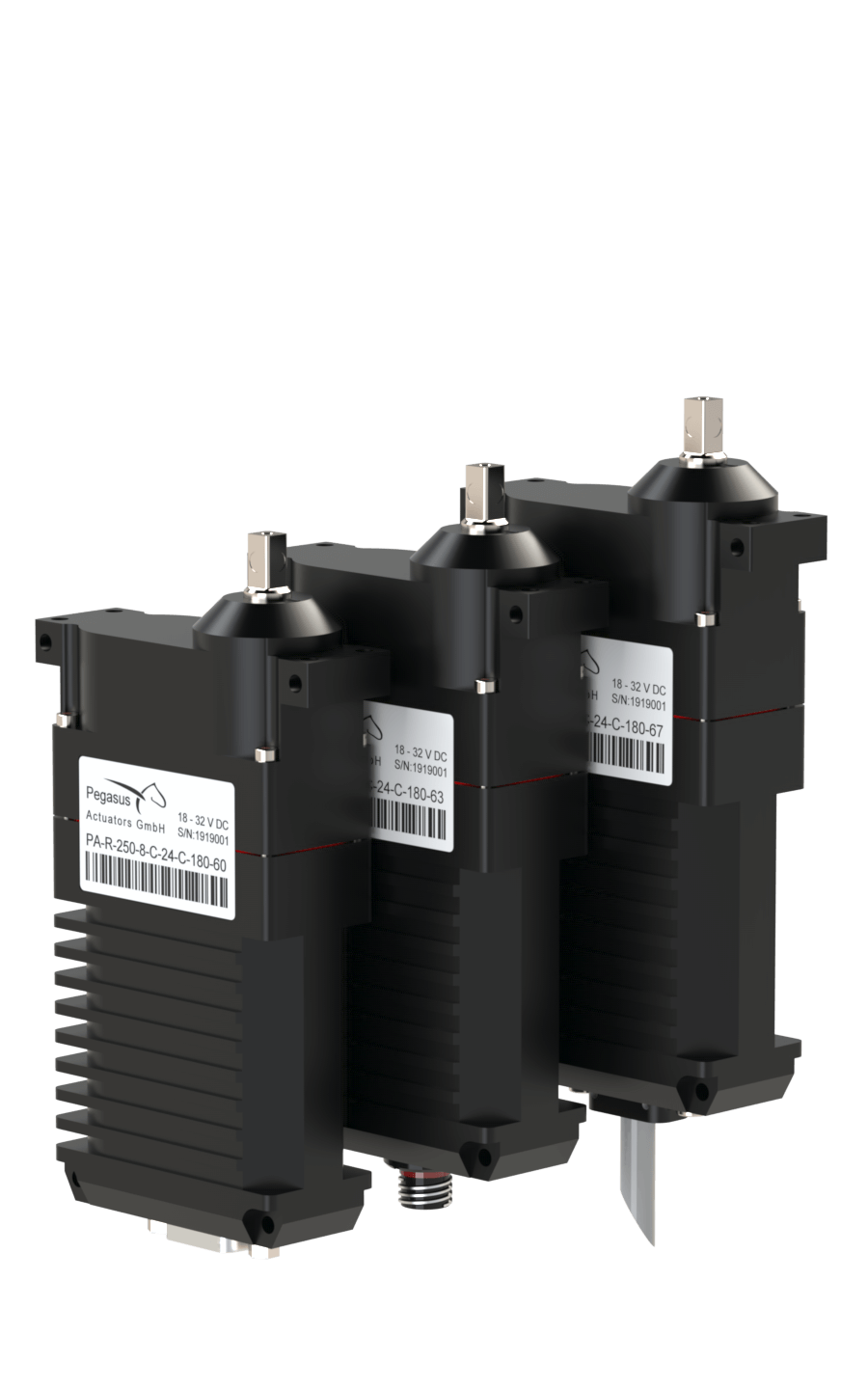 PA-R-250-8 Industrial Actuators