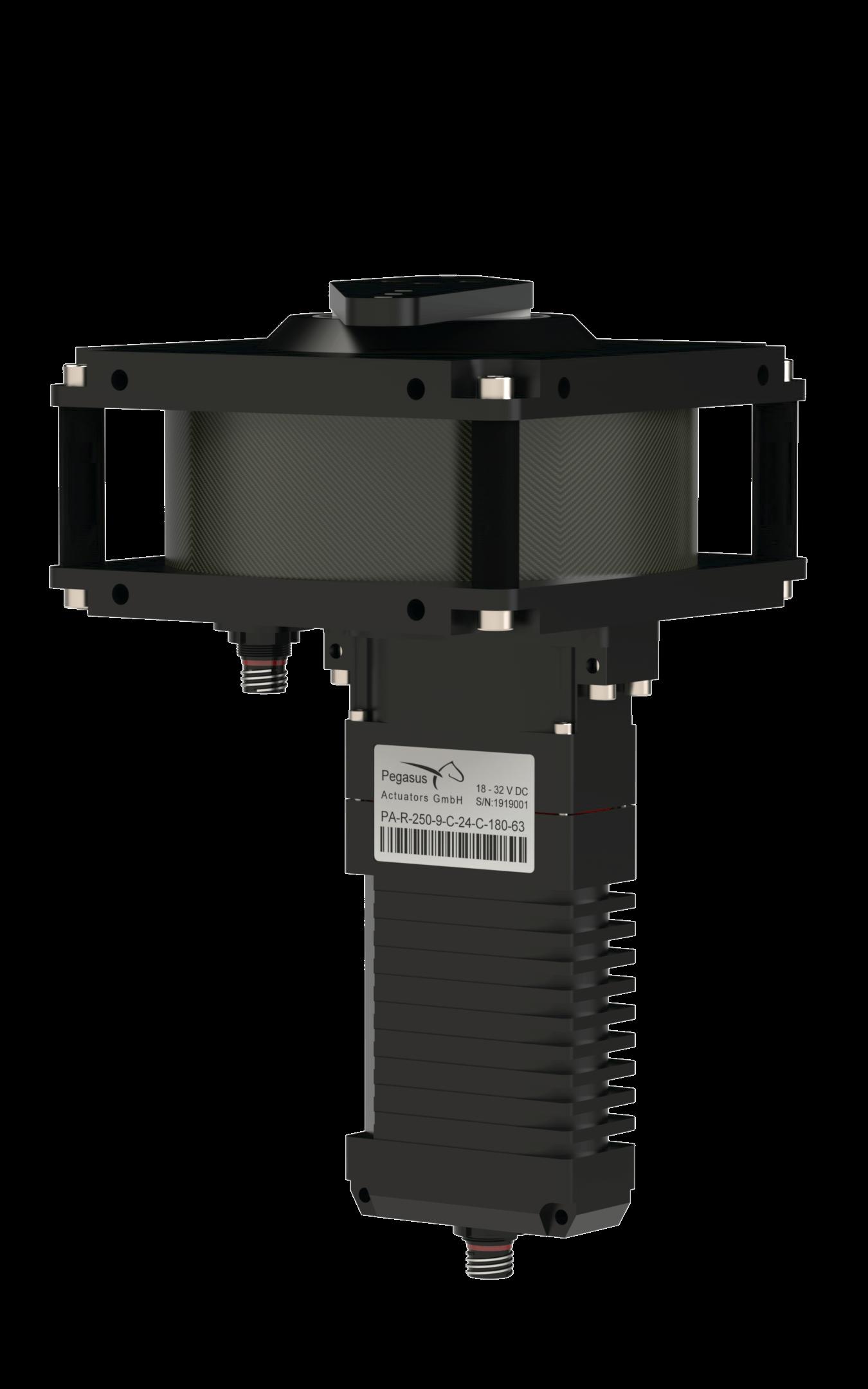 PA-R-250-9-OPV Actuators