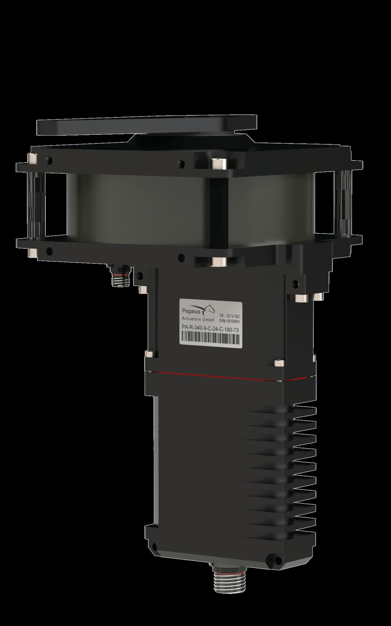 PA-R-340-9-OPV Actuators