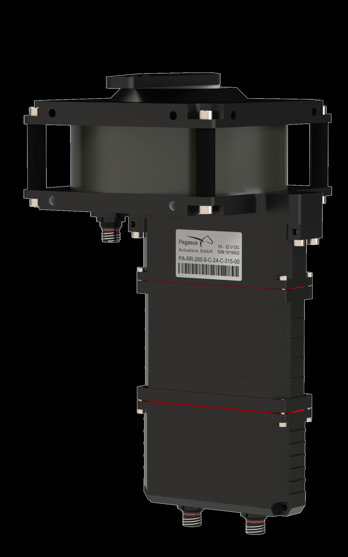 PA-RR-260-9-OPV Actuators