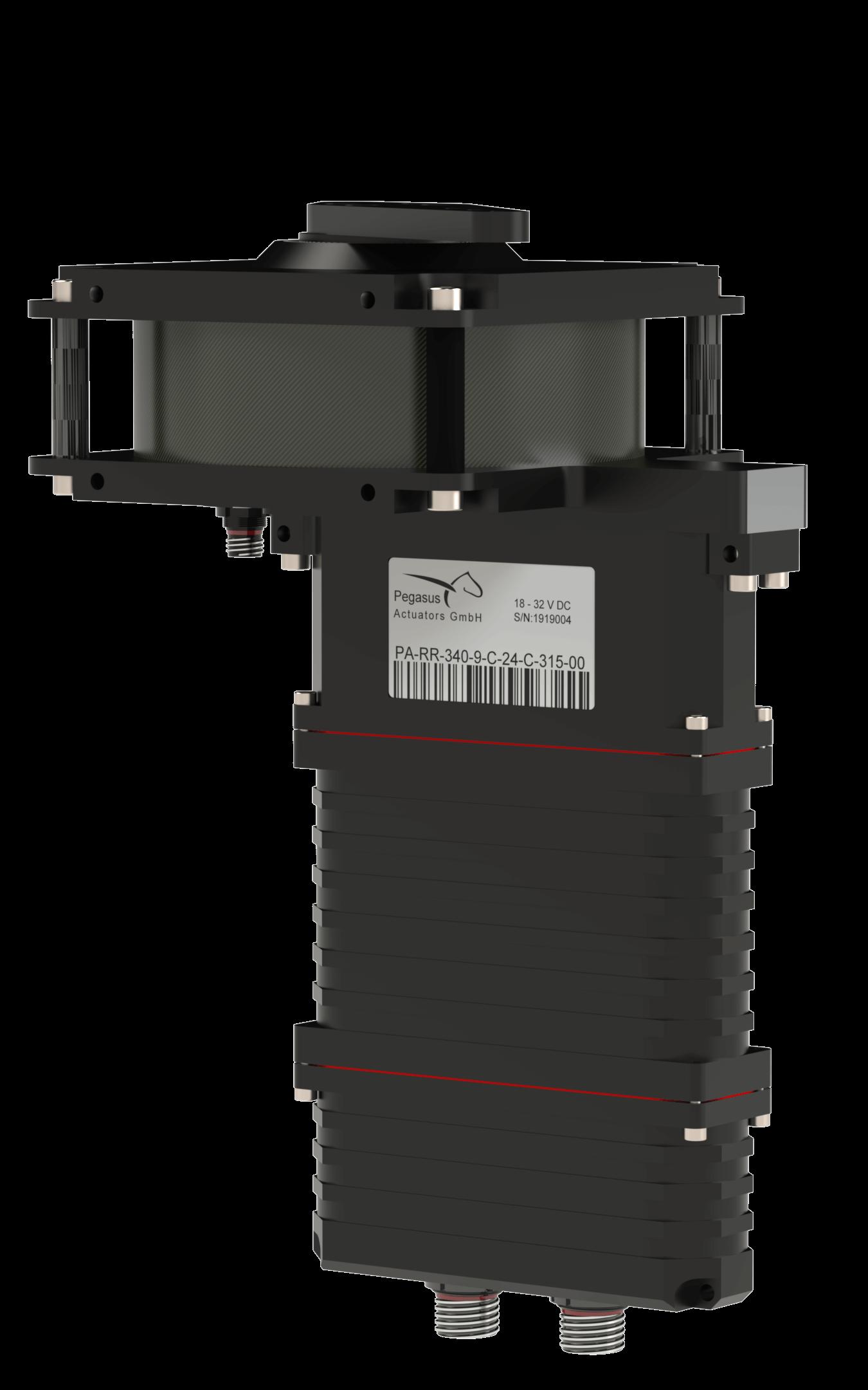 PA-RR-340-9-OPV Actuators
