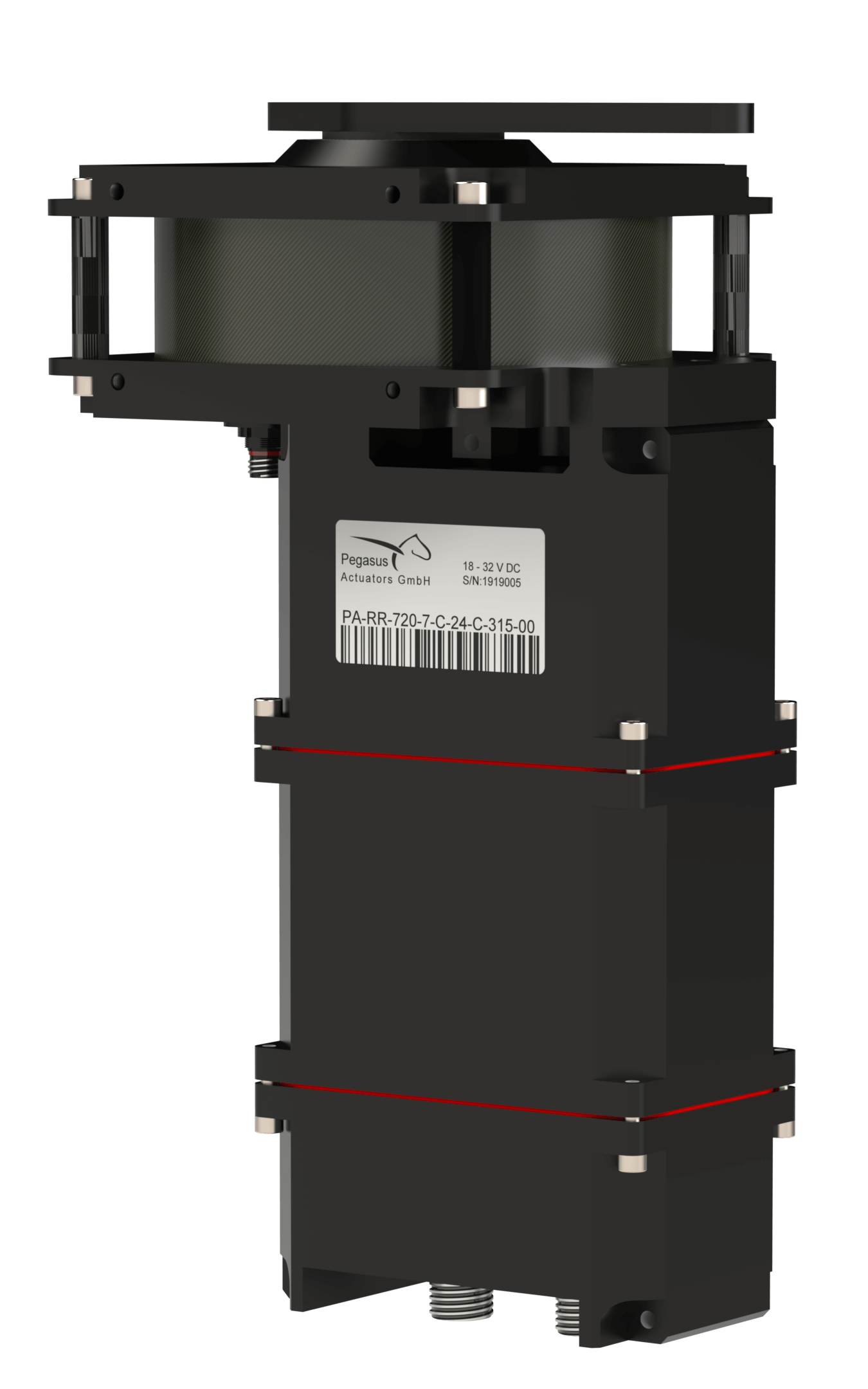 PA-RR-720-7-OPV Actuators